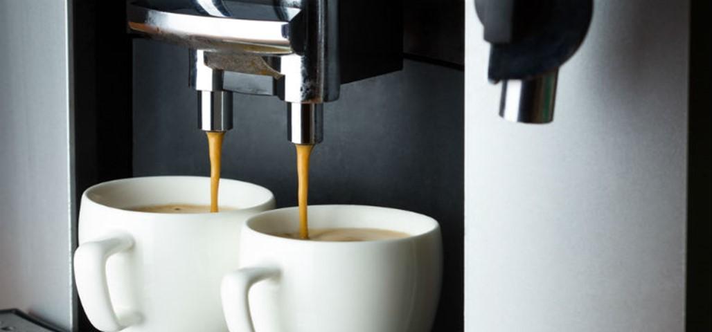 Leie kaffemaskin